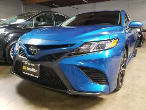 2018 Toyota Camry for sale at 916 Auto Mart ONLY $399 DOWN!!!* in Sacramento CA