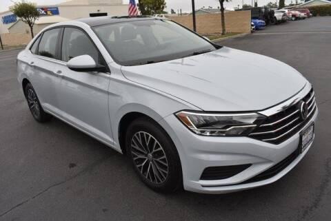2019 Volkswagen Jetta for sale at DIAMOND VALLEY HONDA in Hemet CA
