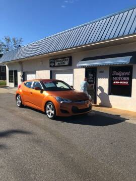 2013 Hyundai Veloster for sale at BRIDGEPORT MOTORS in Morganton NC