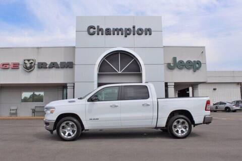 2019 RAM Ram Pickup 1500 for sale at Champion Chevrolet in Athens AL