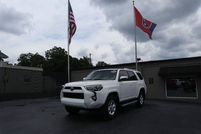 2018 Toyota 4Runner for sale at Danny Holder Automotive in Ashland City TN