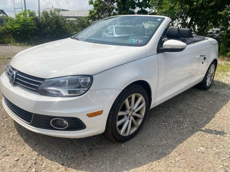 2012 Volkswagen Eos for sale at Philadelphia Public Auto Auction in Philadelphia PA
