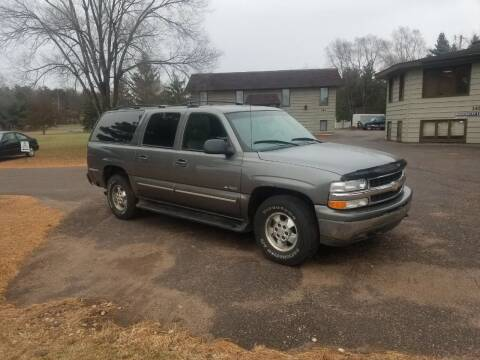 2000 Chevrolet Suburban for sale at Shores Auto in Lakeland Shores MN