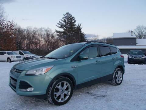 2013 Ford Escape for sale at Manchester Motorsports in Goffstown NH