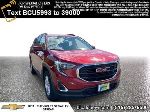 2019 GMC Terrain for sale at BICAL CHEVROLET in Valley Stream NY