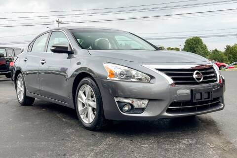 2015 Nissan Altima for sale at Knighton's Auto Services INC in Albany NY