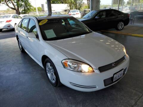 2016 Chevrolet Impala Limited for sale at Sac River Auto in Davis CA
