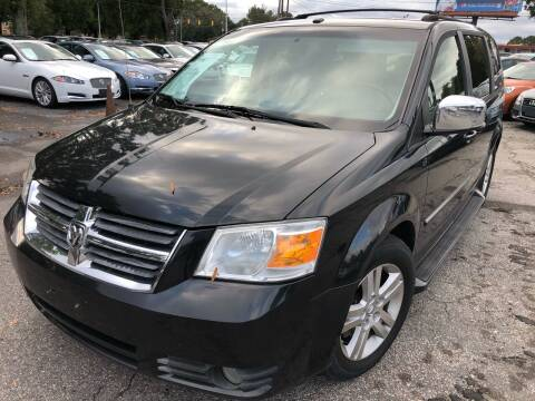 2008 Dodge Grand Caravan for sale at Atlantic Auto Sales in Garner NC