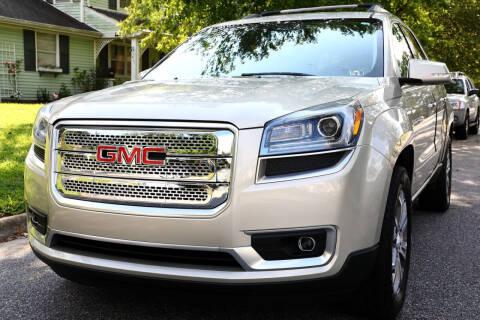 2013 GMC Acadia for sale at Prime Auto Sales LLC in Virginia Beach VA