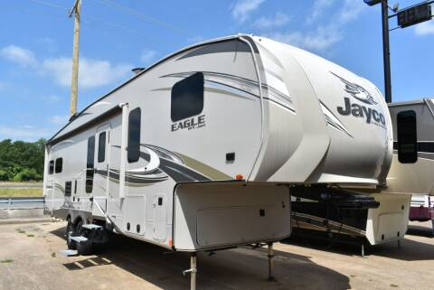2019 Jayco Eagle 30.5MLK for sale at Buy Here Pay Here RV in Burleson TX