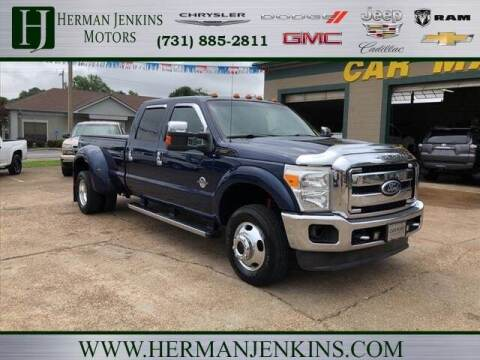 2011 Ford F-350 Super Duty for sale at Herman Jenkins Used Cars in Union City TN