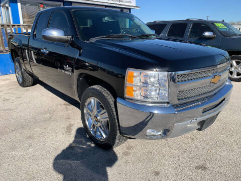 2012 Chevrolet Silverado 1500 for sale at Atrium Autoplex in San Antonio TX