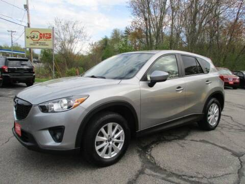 2013 Mazda CX-5 for sale at AUTO STOP INC. in Pelham NH