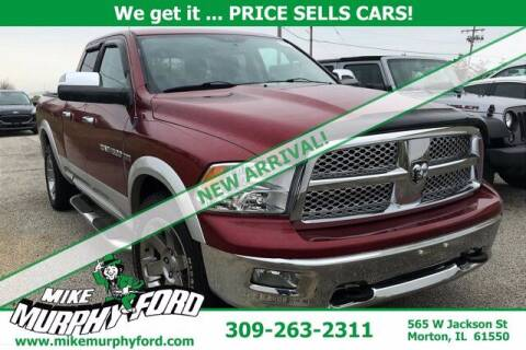 2012 RAM Ram Pickup 1500 for sale at Mike Murphy Ford in Morton IL