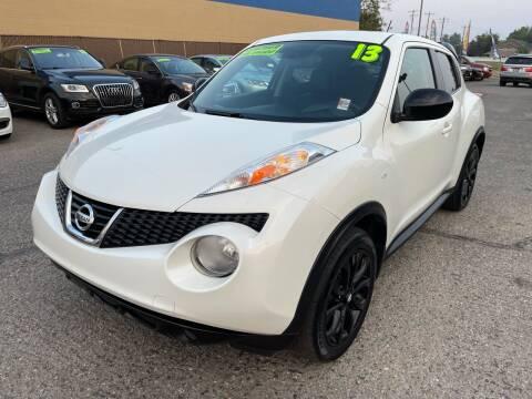 2013 Nissan JUKE for sale at M.A.S.S. Motors - MASS MOTORS in Boise ID