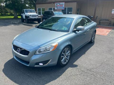 2013 Volvo C70 for sale at Suburban Wrench in Pennington NJ