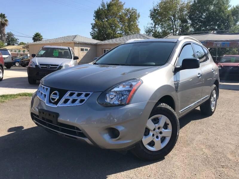 2014 Nissan Rogue Select for sale at Vtek Motorsports in El Cajon CA