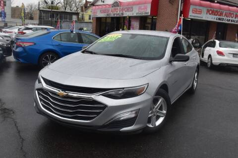 2021 Chevrolet Malibu for sale at Foreign Auto Imports in Irvington NJ
