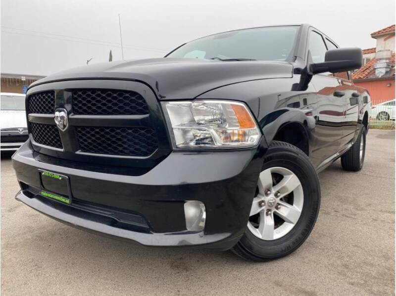 2017 RAM Ram Pickup 1500 for sale at MADERA CAR CONNECTION in Madera CA