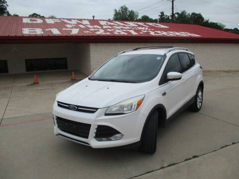 2014 Ford Escape for sale at DFW Auto Leader in Lake Worth TX