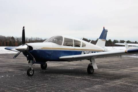1968 Piper Arrow for sale at Miers Motorsports in Hampstead NH