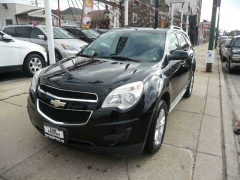 2010 Chevrolet Equinox for sale at CAR CENTER INC in Chicago IL