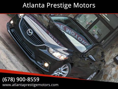 2015 Mazda MAZDA6 for sale at Atlanta Prestige Motors in Decatur GA