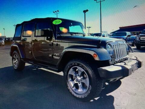 2016 Jeep Wrangler Unlimited for sale at Park Auto LLC in Palmer MA