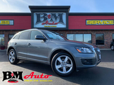 2012 Audi Q5 for sale at B & M Auto Sales Inc. in Oak Forest IL