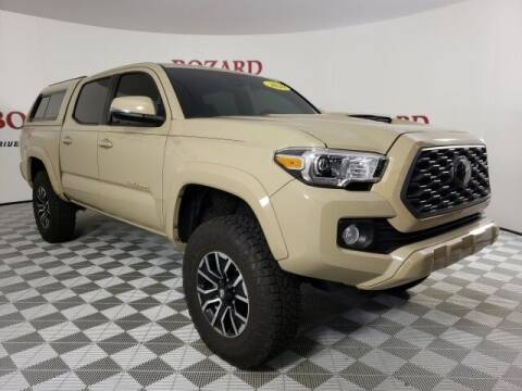 2020 Toyota Tacoma for sale at BOZARD FORD in Saint Augustine FL