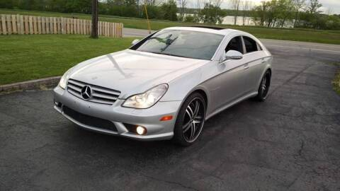 2006 Mercedes-Benz CLS for sale at CARS PLUS MORE LLC in Cowan TN