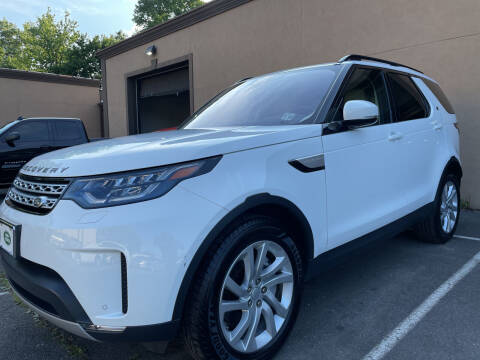 2018 Land Rover Discovery for sale at Vantage Auto Wholesale in Moonachie NJ