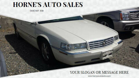 1997 Cadillac Eldorado for sale at Horne's Auto Sales in Richland WA