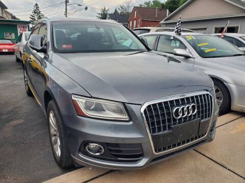 2013 Audi Q5 for sale at Kar Connection in Little Ferry NJ