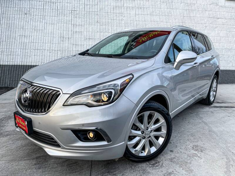 2016 Buick Envision for sale at ALIC MOTORS in Boise ID