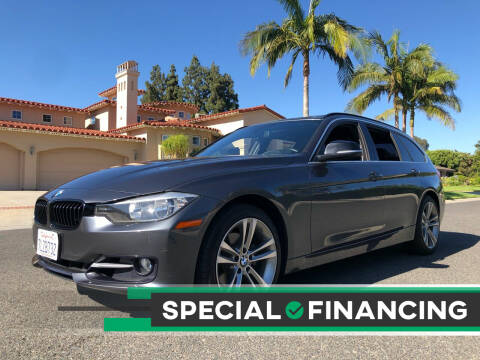 2015 BMW 3 Series for sale at Carmelo Auto Sales Inc in Orange CA