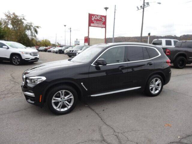 2020 BMW X3 for sale at Joe's Preowned Autos in Moundsville WV