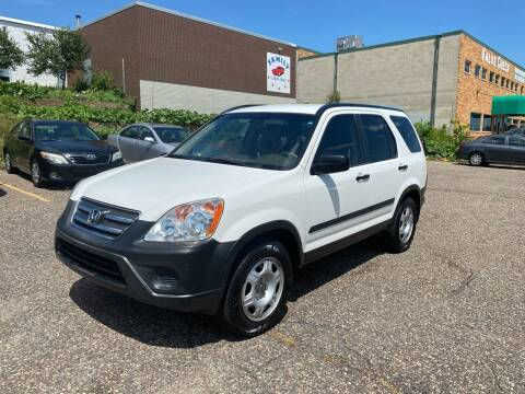 2005 Honda CR-V for sale at Family Auto Sales in Maplewood MN