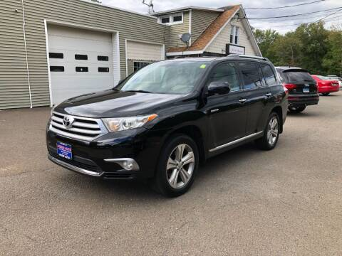 2012 Toyota Highlander for sale at Prime Auto LLC in Bethany CT
