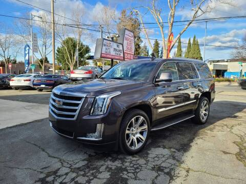 2016 Cadillac Escalade for sale at Imports Auto Sales & Service in San Leandro CA