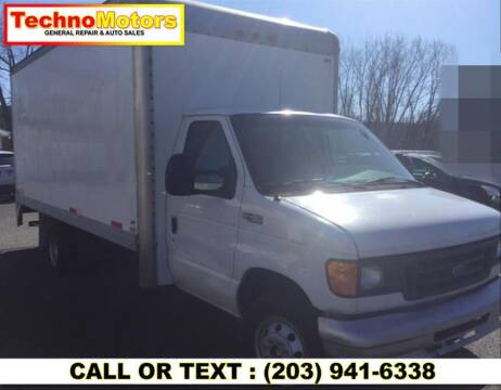 2005 Ford E-Series Chassis for sale at Techno Motors in Danbury CT