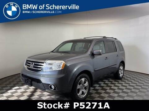 2012 Honda Pilot for sale at BMW of Schererville in Shererville IN