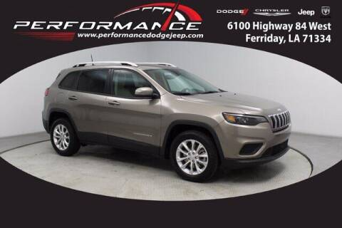 2021 Jeep Cherokee for sale at Performance Dodge Chrysler Jeep in Ferriday LA