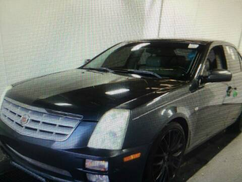 2005 Cadillac STS for sale at Brick City Affordable Cars in Newark NJ
