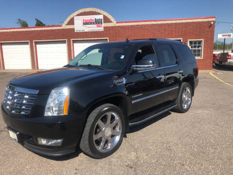 2011 Cadillac Escalade for sale at Family Auto Finance OKC LLC in Oklahoma City OK