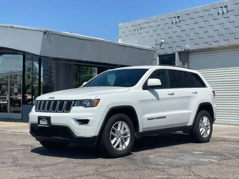 2018 Jeep Grand Cherokee for sale at ARIZONA TRUCKLAND in Mesa AZ