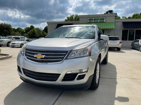 2013 Chevrolet Traverse for sale at Cross Motor Group in Rock Hill SC