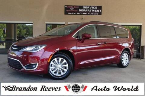 2018 Chrysler Pacifica for sale at Brandon Reeves Auto World in Monroe NC