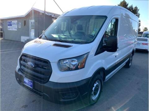2020 Ford Transit Cargo for sale at AutoDeals in Hayward CA