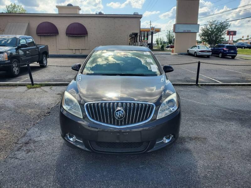 2013 Buick Verano for sale at Dependable Auto Sales in Montgomery AL